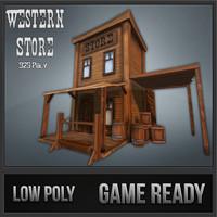 3dsmax western store general
