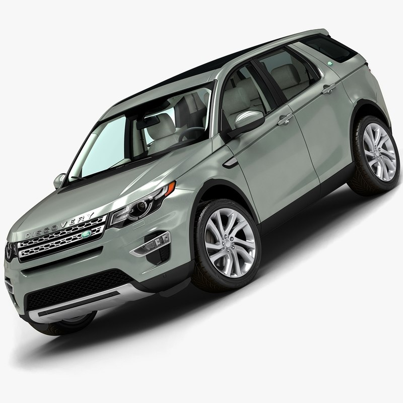 2015 land rover discovery lw