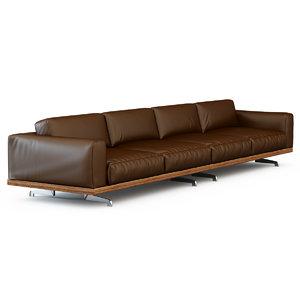 sofa vibieffe fancy 470 3d model