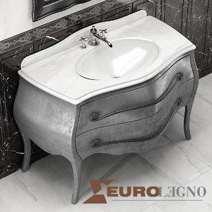 3d model bathroom bath room