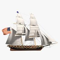 3d u s navy brig