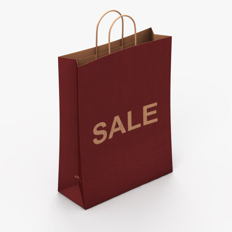 max paper shopping bag 2