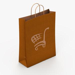 max paper shopping bag