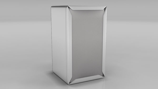 3d model of napkin holder