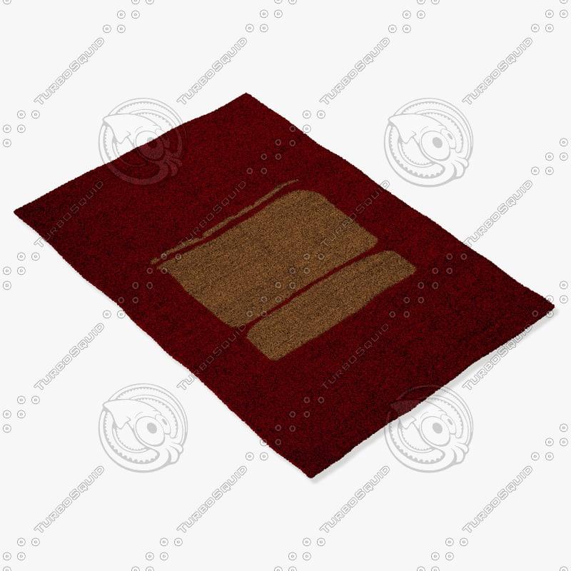 sartory rugs nc-112 3d model
