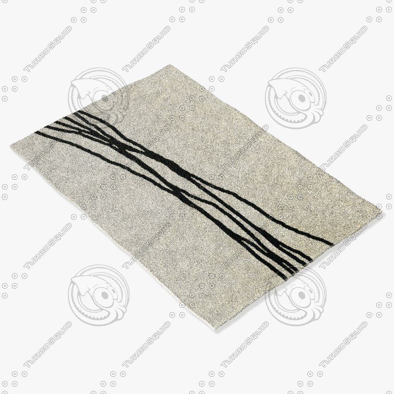 3ds max sartory rugs nc-120