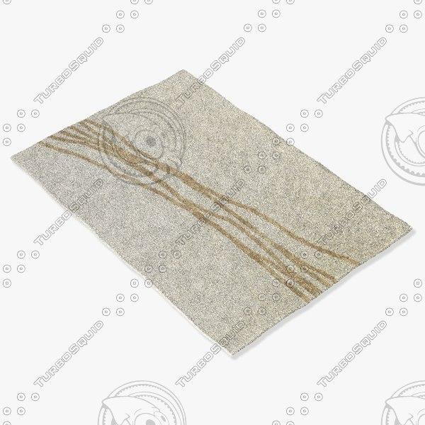 3d sartory rugs nc-122 model