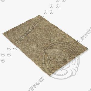 sartory rugs nc-126 3d model