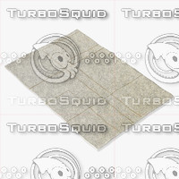 3ds max sartory rugs nc-156