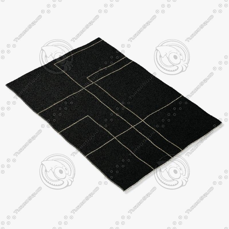 3ds sartory rugs nc-158