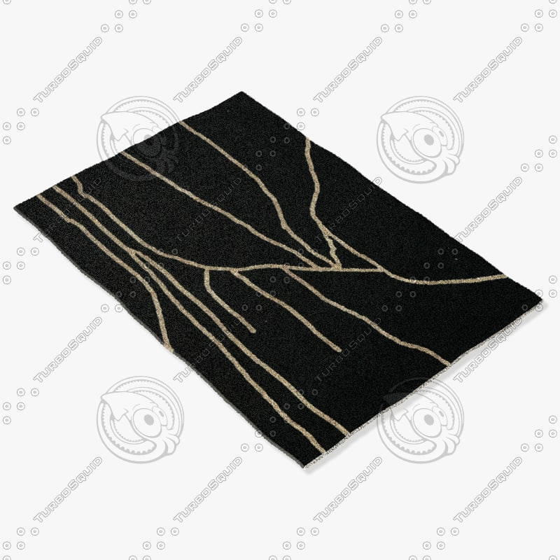 sartory rugs nc-168 3d model