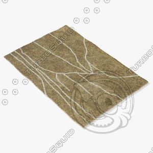 sartory rugs nc-170 3d max