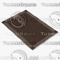 3ds max sartory rugs nc-180