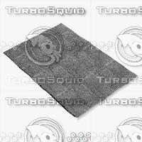 sartory rugs nc-186 3d model