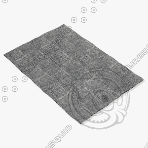 sartory rugs nc-188 3d 3ds