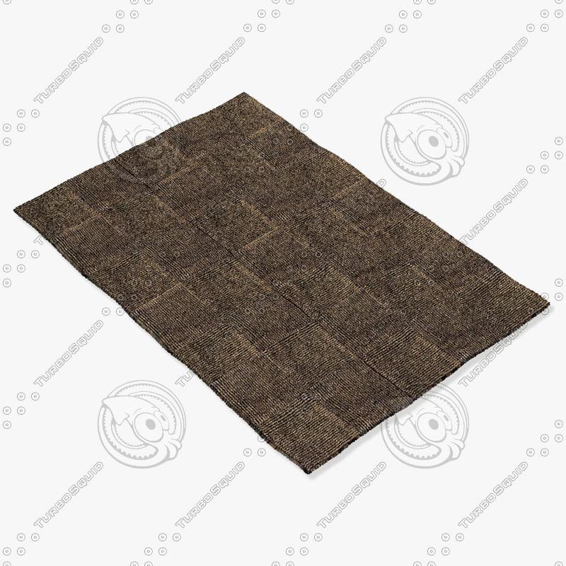 sartory rugs nc-190 3d model