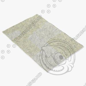 sartory rugs nc-234 3d max