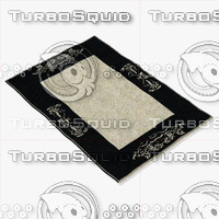 sartory rugs nc-252 3d model