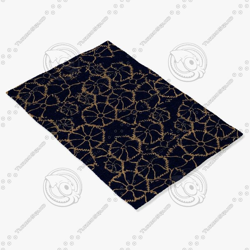 sartory rugs nc-256 3d fbx