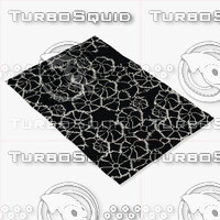 sartory rugs nc-262 3d model