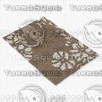 3d model sartory rugs nc-266