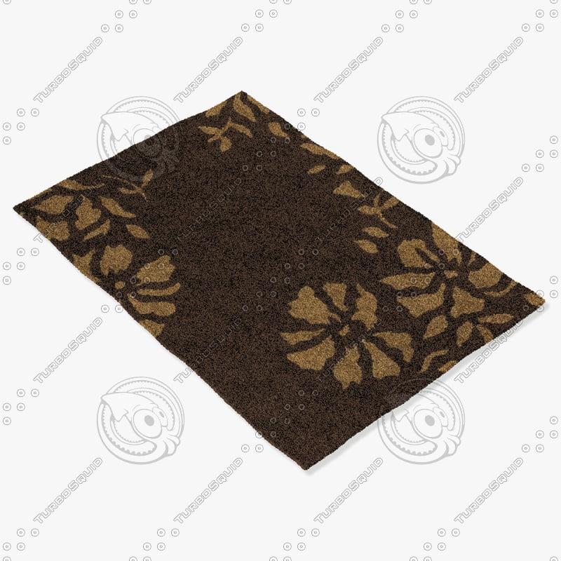 3ds max sartory rugs nc-272