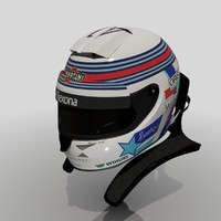 3d model williams susie wolff 2015