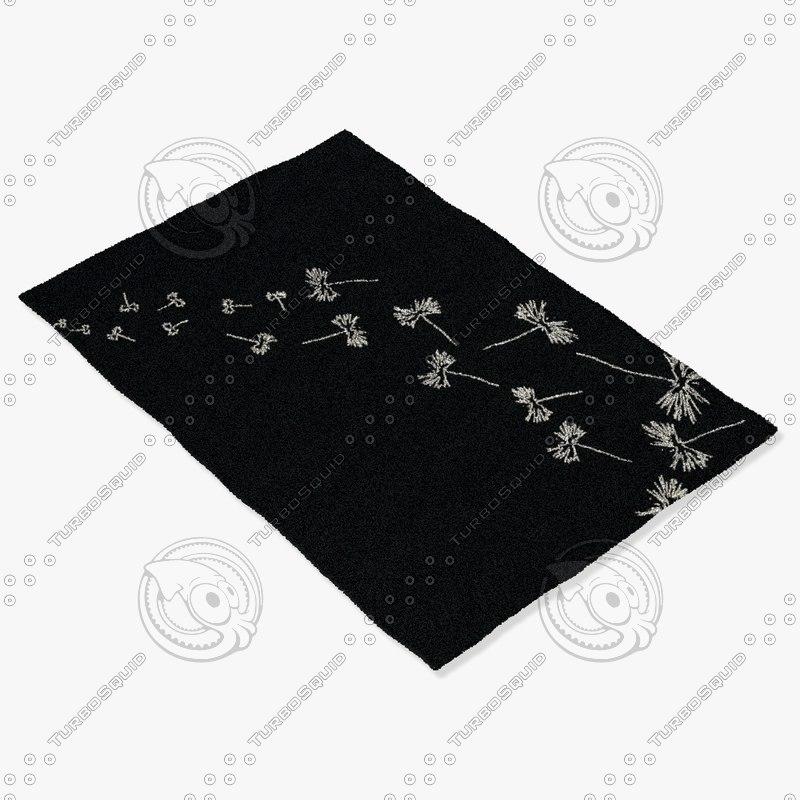 sartory rugs nc-278 3d model