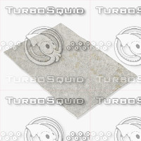 3d model sartory rugs nc-284