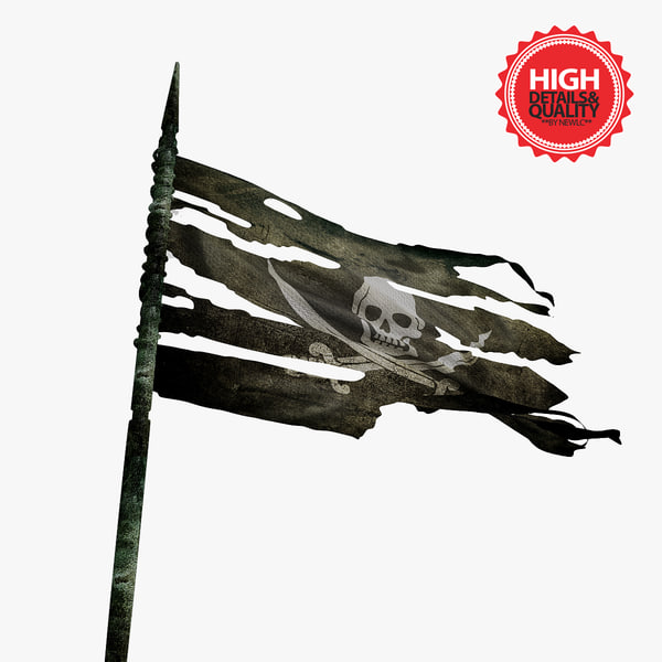 flag pirate 3ds