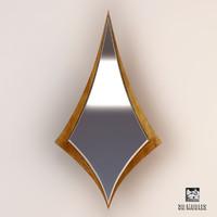 3d christopher guy volante mirror