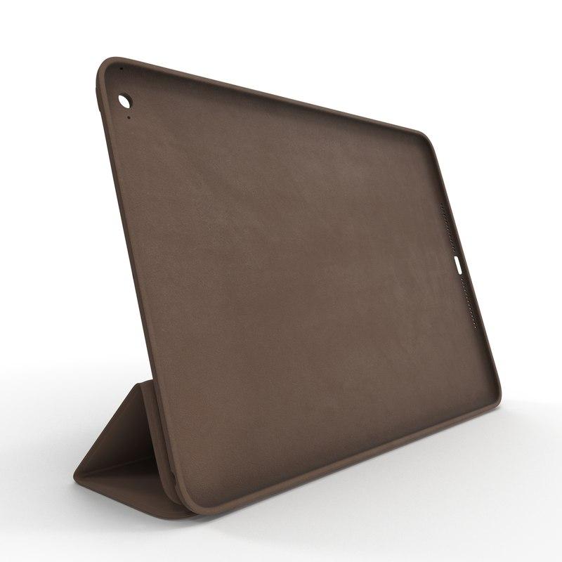 apple smart case air 3d model