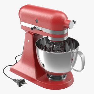 3d stand mixer