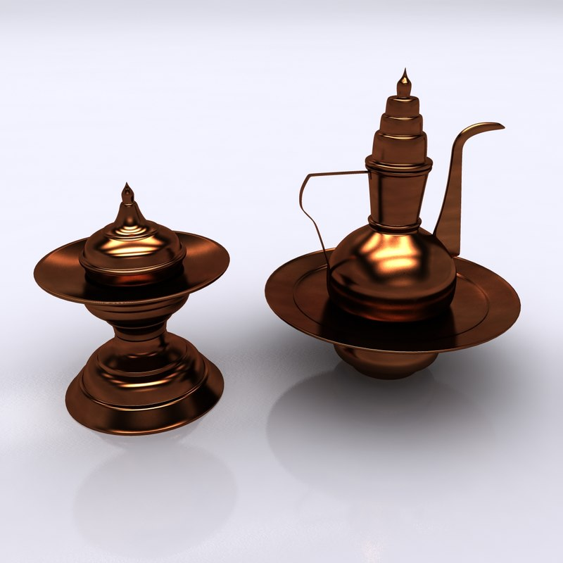 3d model coffee sugar