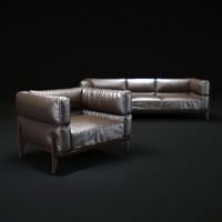 ago-sofa 3d max