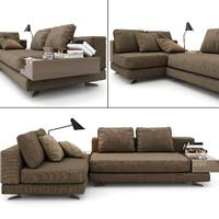 sofa minotti max