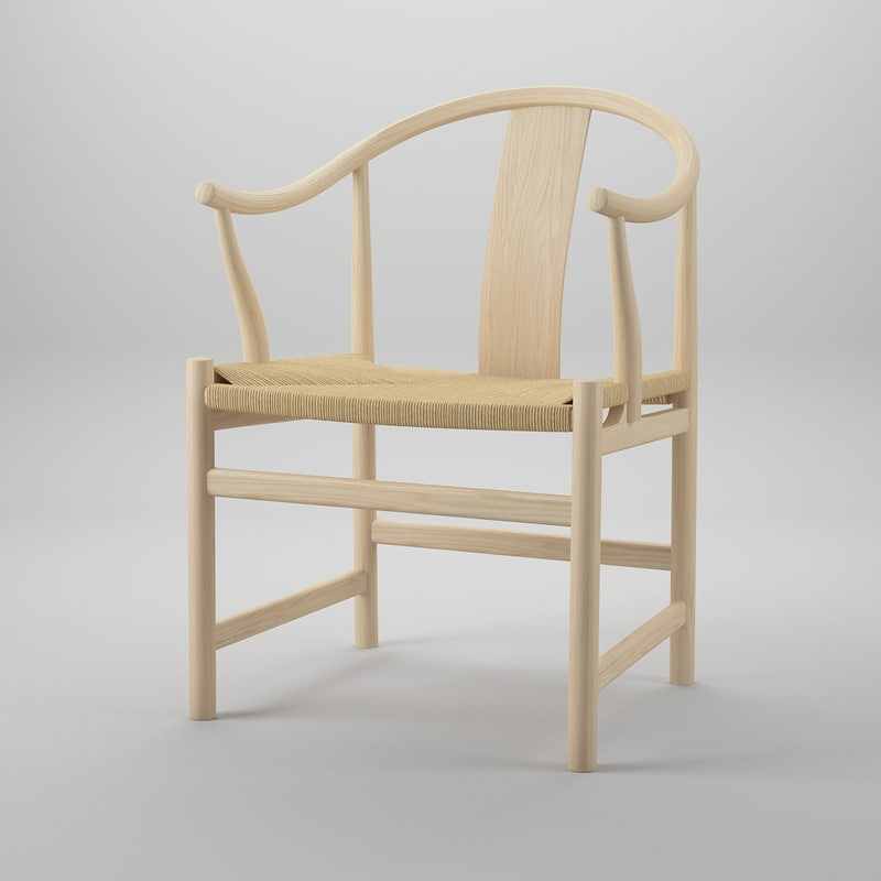 pp 66 chinese chair 3ds