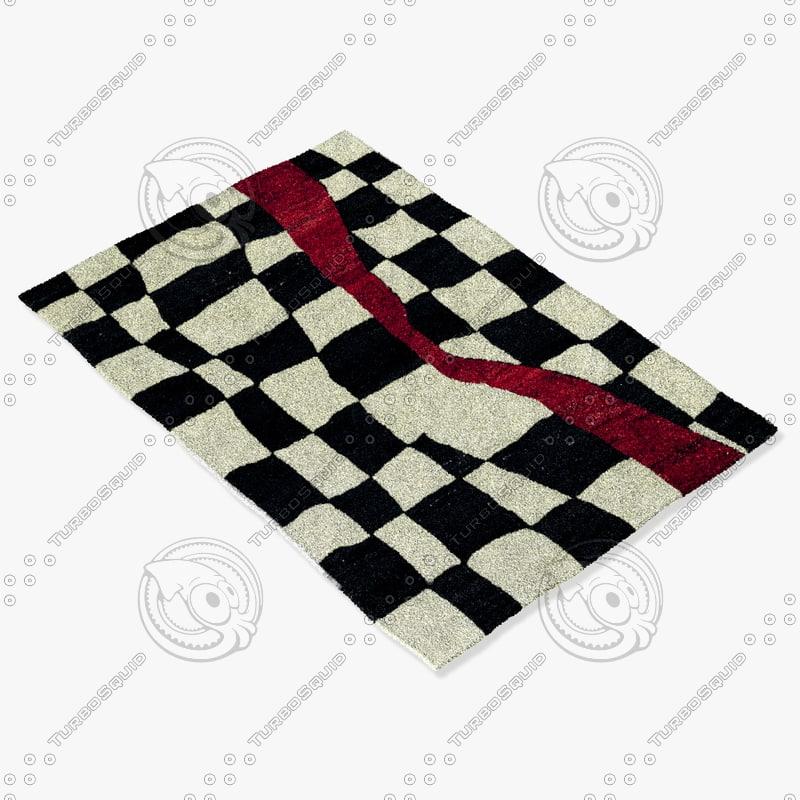 3dsmax sartory rugs nc-304