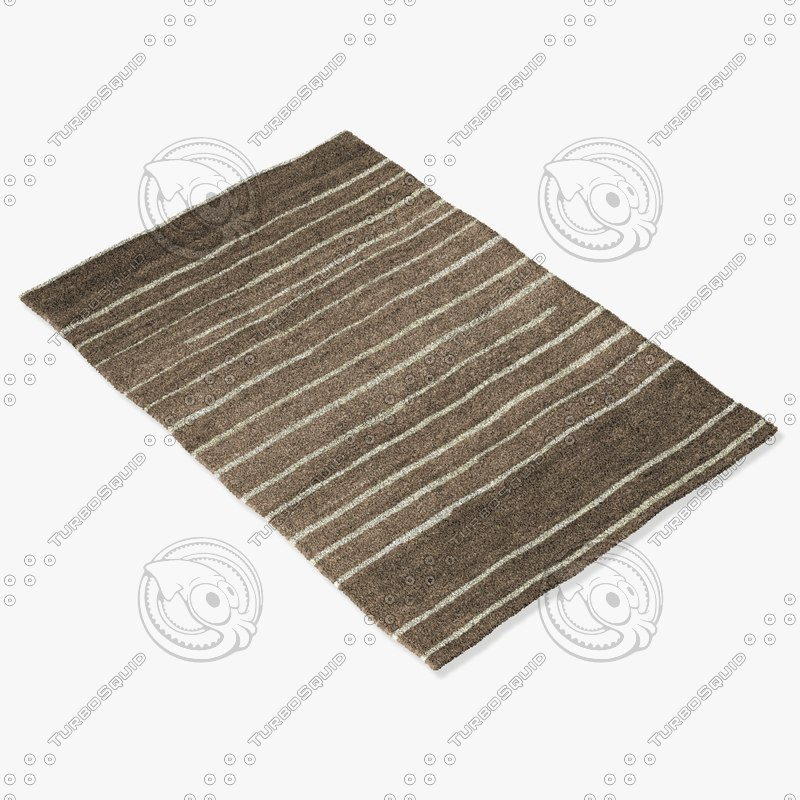 sartory rugs nc-308 3d model