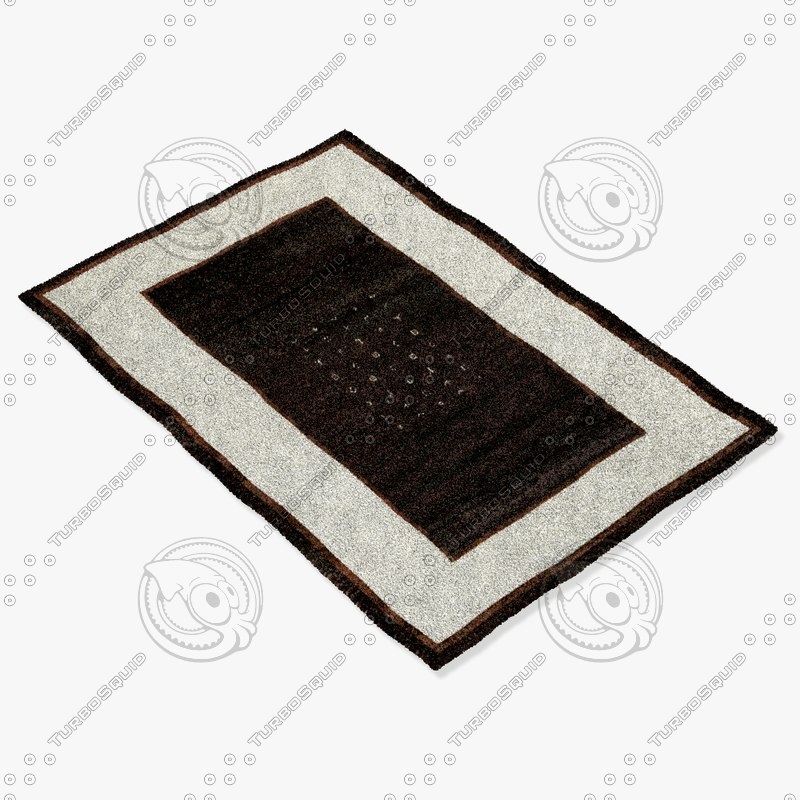 sartory rugs nc-330 3d model