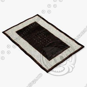 sartory rugs nc-330 3d model