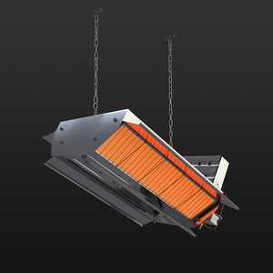 infrared gas heaters 216 3d 3ds