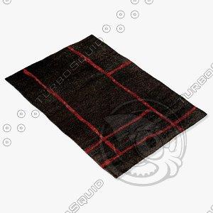 3d sartory rugs nc-358 model