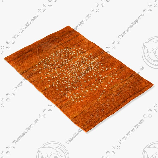 sartory rugs nc-372 3d model