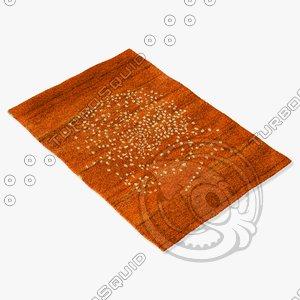 sartory rugs nc-372 3d model