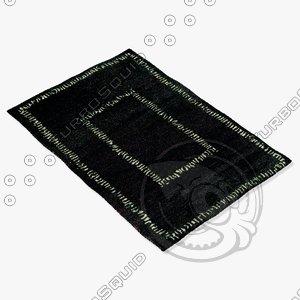 3d sartory rugs nc-378 model