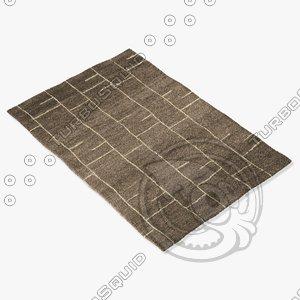 sartory rugs nc-396 3d model