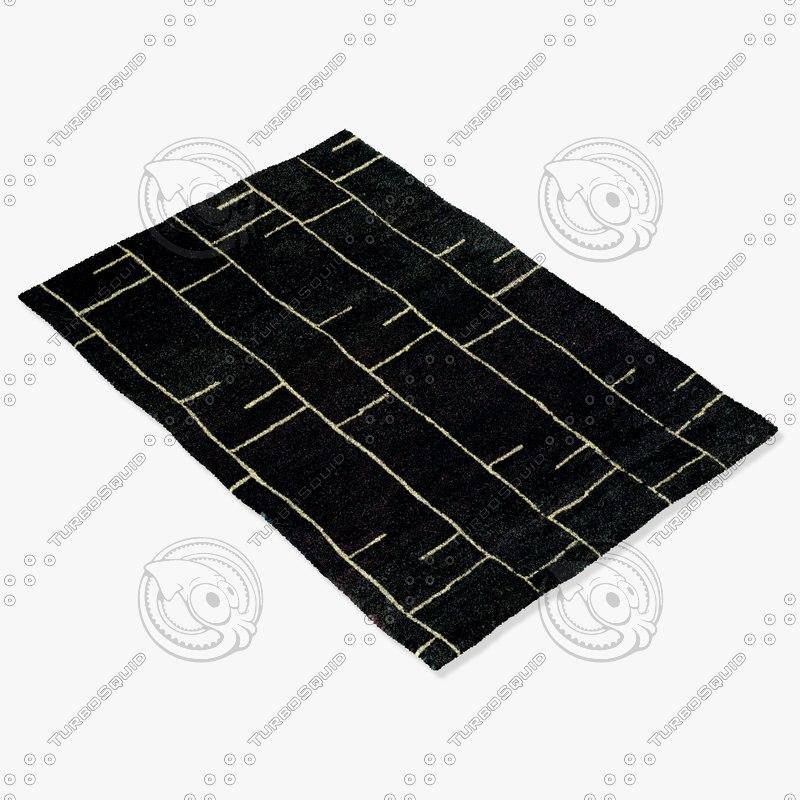 sartory rugs nc-398 3d obj
