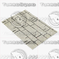3d sartory rugs nc-404 model