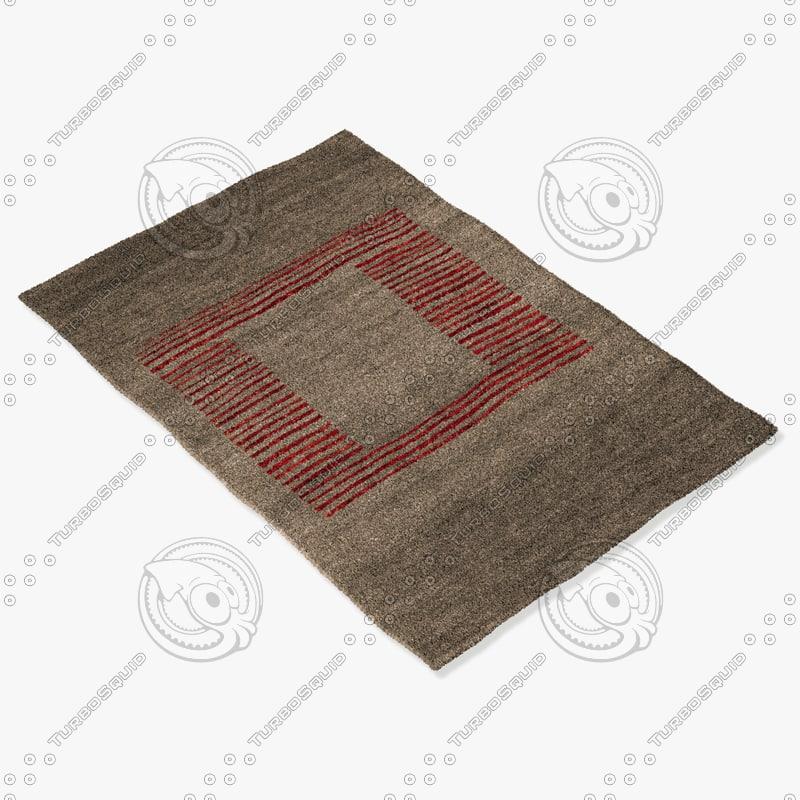 3d sartory rugs nc-406 model